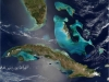 satelite-photo-of-the-bahamas-flats