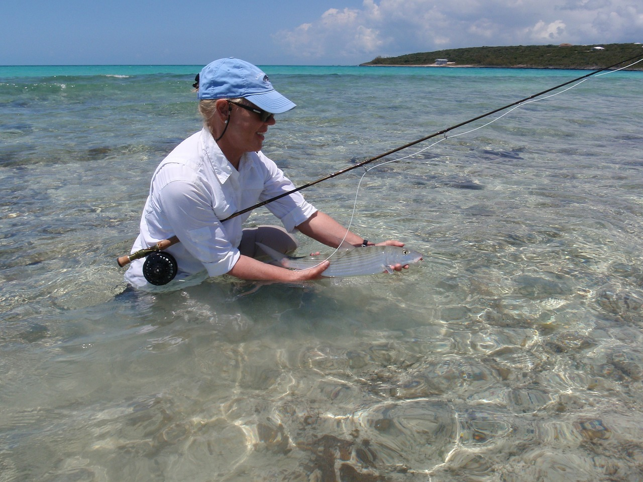 Working with government bahamas fly fishing industry for Fly fishing bahamas