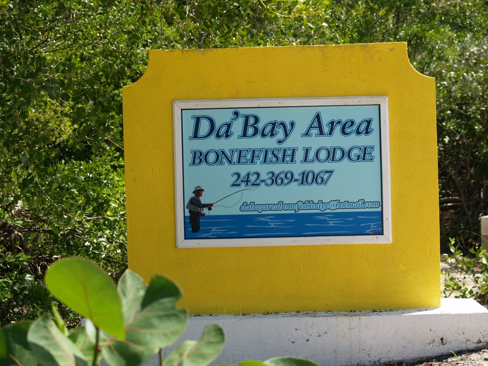 Da Bay Area Lodge S Andros Sign